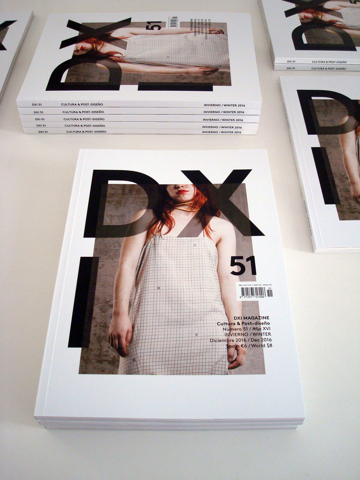 "©DXI51 ""MENTIRA"" - WINTER ISSUE"