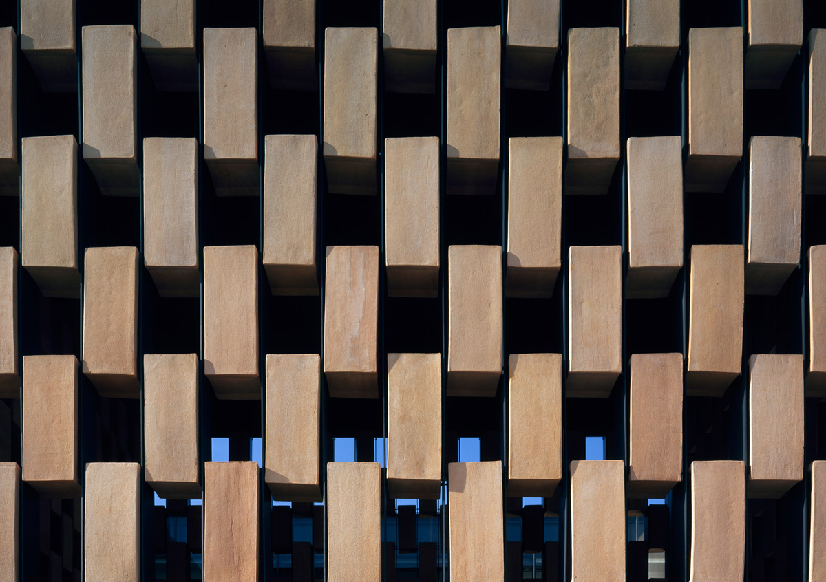 Img 6. Fotógrafo: Roland Halbe. Premio Arquitectura. III Premios Cerámica ASCER