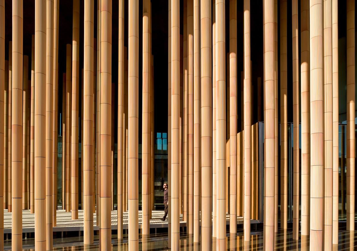 Img 8. Premio Arquitectura. VII Premios Cerámica ASCER