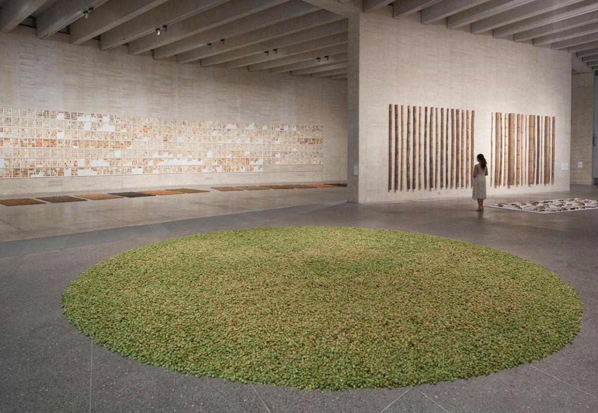 Vista general de la exposición. Cortesía © MUSAC