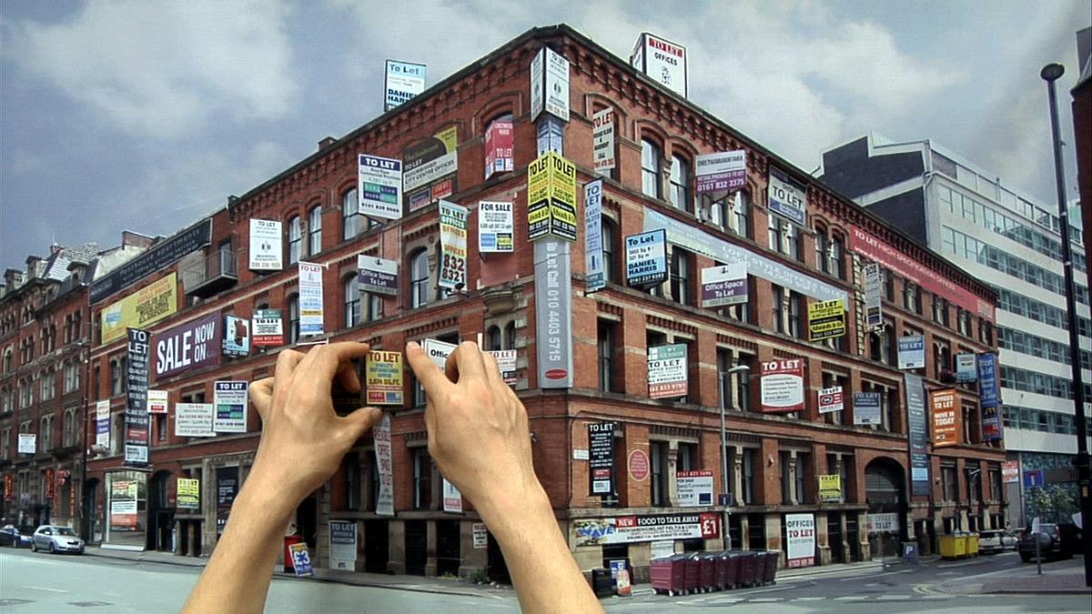 (08) I Parking, II Building, III Crossing, cortos de June Bum Park