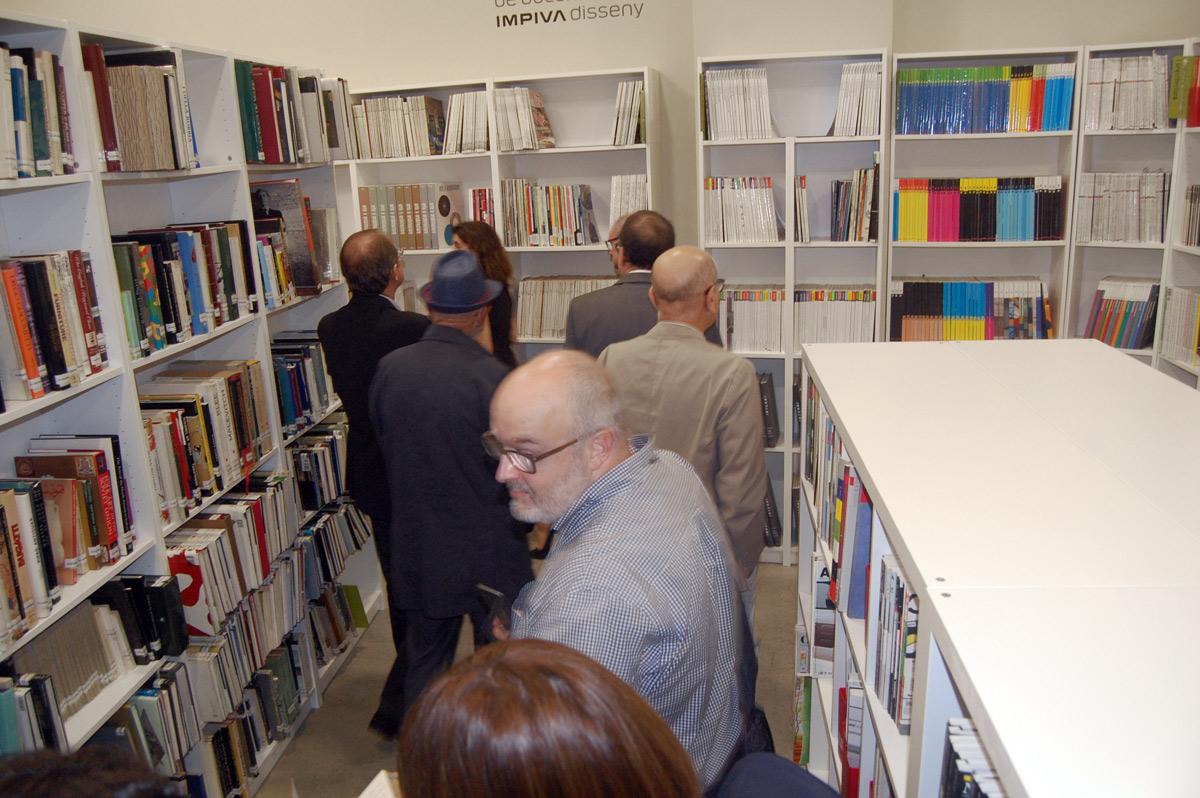 El centre de documentaci impiva disseny cdd se instala en la easd val ncia dxi magazine - Easd valencia ...