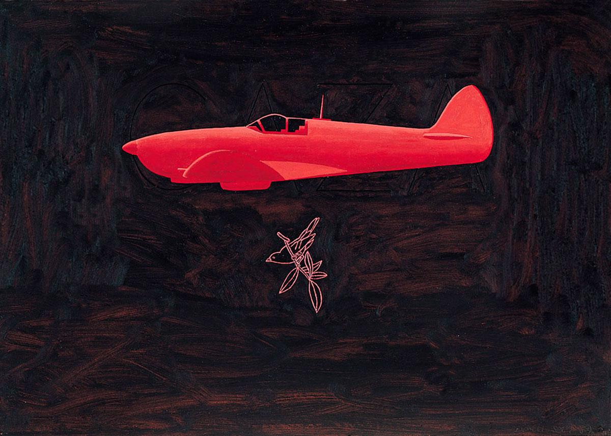 Spitfire 1987. Serie Caza