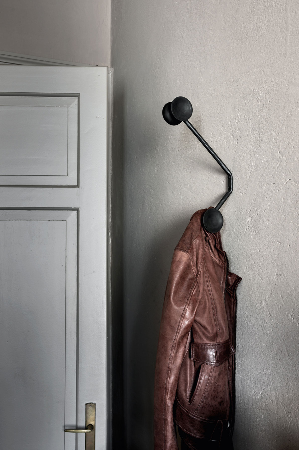 Wall coat hanger, Officina by Magis